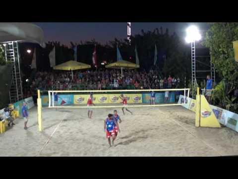 πρωταθλημα  beach volley greece final 2013