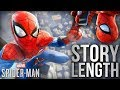 Spider-Man PS4 - Insomniac Games Reveals How HUGE The Story Will Be!