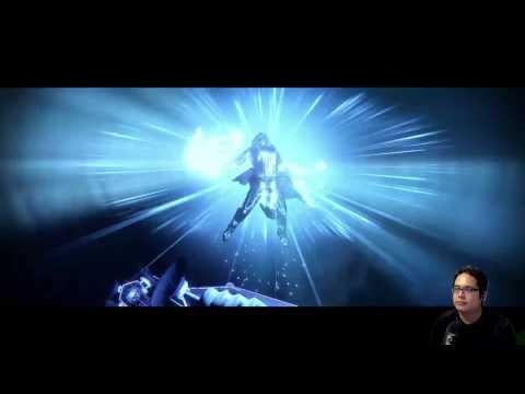 Destiny warlock stormcaller quest bottle the arc youtube - Warlock stormcaller ...