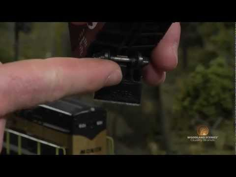 Dust Monkeys – Model Railroad Track Cleaning Tool | Woodland Scenics
