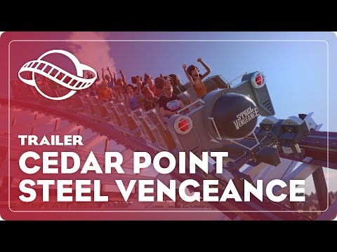 Planet Coaster's Cedar Point® Steel Vengeance Hyper Hybrid Coaster!