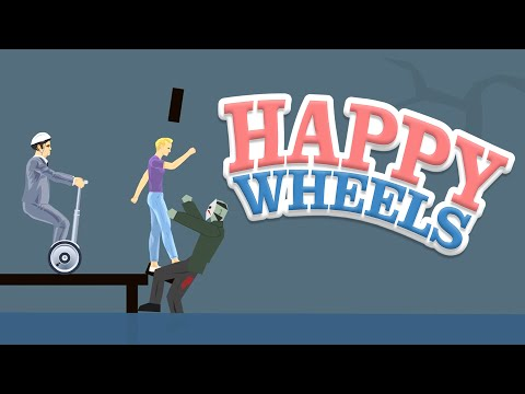EPIC FRIDAY THE 13TH LEVEL! - Happy Wheels Part 105