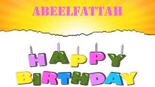 AbeElFattah Birthday Wishes & Mensajes