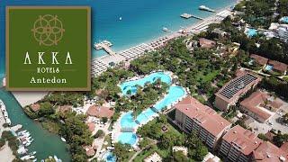 Göynük, AKKA Antedon Hotel 5*, Кемер, Анталия, Турция Обзор отеля