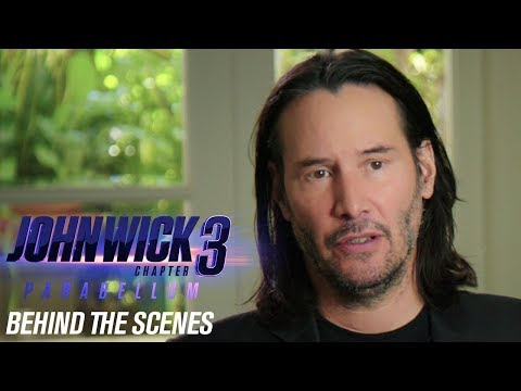 """John Wick: Chapter 3 - Parabellum (2019) Official Behind The Scenes """"Art Of Action"""" – Keanu Reeves"""
