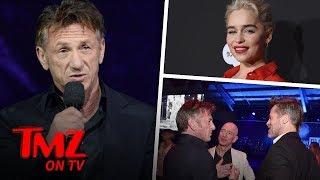 Brad Pitt Loses His Chance With Emilia Clarke! | TMZ TV