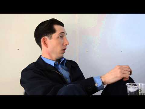 POKEY LAFARGE - INTERVIEW @ MOULIN BLUES OSPEL - 2014-05-03