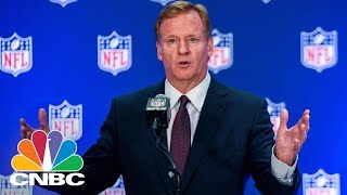 NFL Commissioner Roger Goodell Holds News Conference (Full) | CNBC