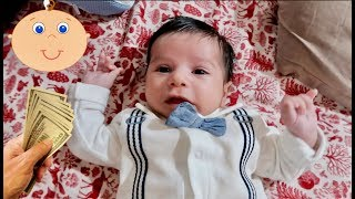 BABY'S FIRST EID!! (CUTEST OUTFIT EVER)