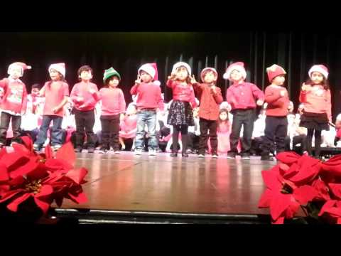 Mary Law Private School Christmas Program 15