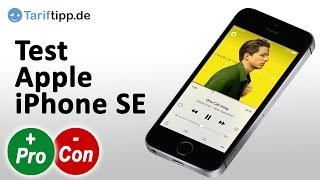 Apple iPhone SE | Test deutsch