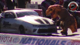 2017 NHRA Toyota Nationals @ LVMS (Part 17 - Pro Stock Saturday Morning Qualifying)