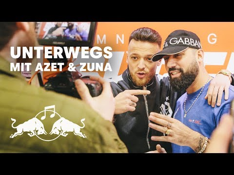 Unterwegs mit Azet & Zuna: die Super Plus Doku | KMN Gang