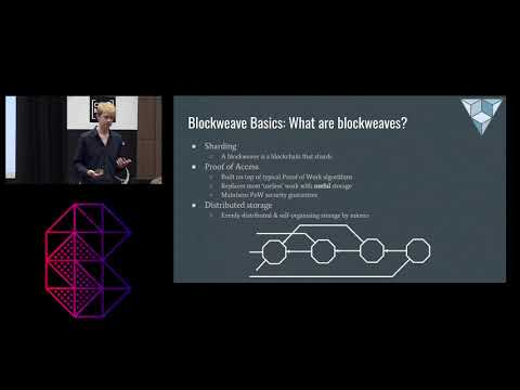 Sam Williams - Blockchains, Blockweaves and the De centralised Revolution - Code Mesh 2017