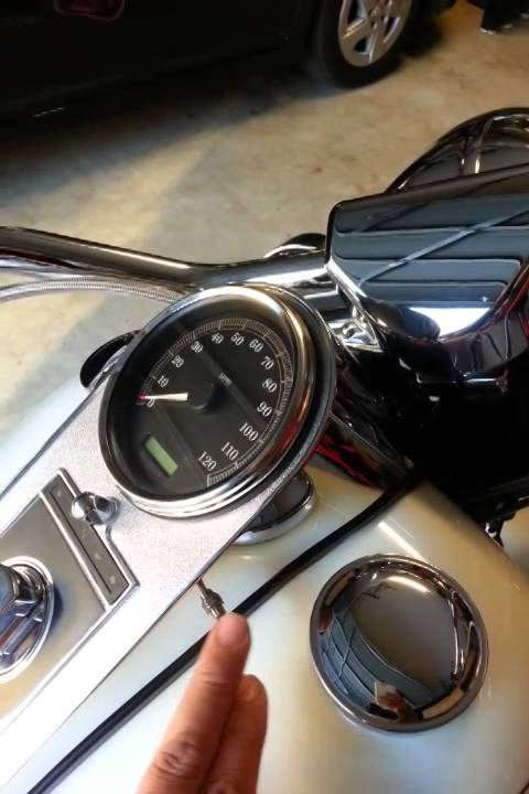 Harley Motorcycle Garage Door Opener Youtube