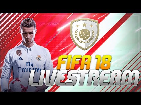FIFA 18 Livestream | DAILY KNOCKOUT | SQUAD BATTLES