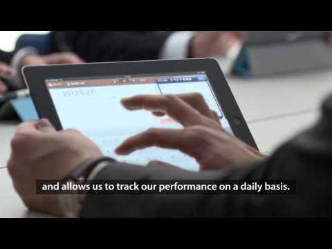 Apple - iPad in Business - Profiles - Daiichi Sankyo