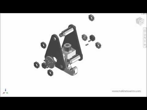 Vise (video tutorial) autodesk inventor youtube.