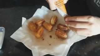 Revenu mini churros