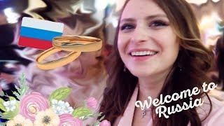 RUSSIAN WEDDINGs | P.2: Parents apartment, registration, singing in a minibus