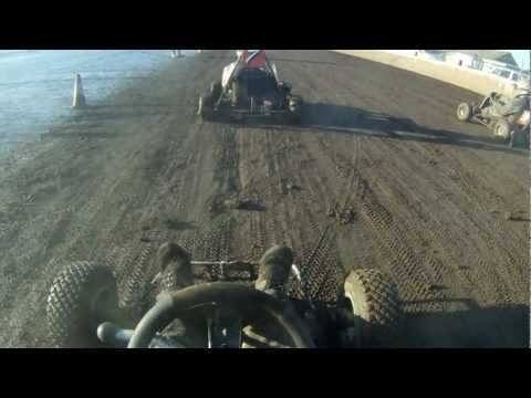 GoPro HD: Third Race - Norfolk Arena 16.12.12