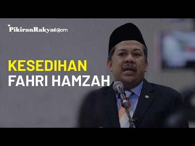 Sedih 100 Dokter Gugur, Fahri Hamzah: Tolong Presiden Jokowi Bertindak, Ada Jenis Covid-19 Berbahaya