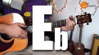 tunining your guitar down a half step - how and why - eb guitar tuning tutorial