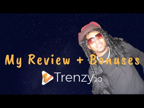 Trenzy Review - My Detailed Review of Trenzy. http://bit.ly/2LdAI07
