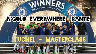 UCL 2020-21 CHAMPIONS - CHELSEA F.C. (MATCH REVIEW)