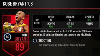 HOW TO GET KOBE BRYANT IN NBA LIVE MOBILE 18!! REALLY SIMPLE TRICK!!