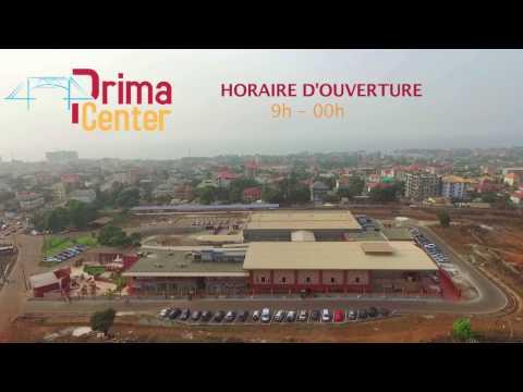On se donne tous RDV au Prima Center Conakry