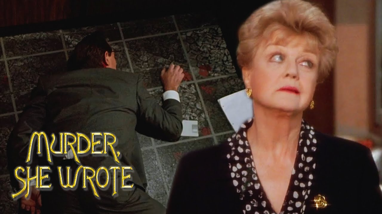 Download Axed In The Elevator | Murder, She Wrote