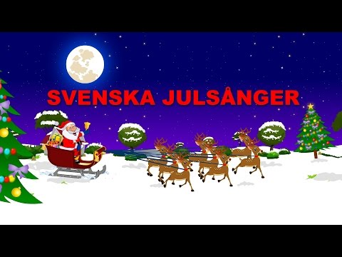 Svenska julsånger | Barnsånger | Christmas Songs in Swedish | Bjällerklang etc.