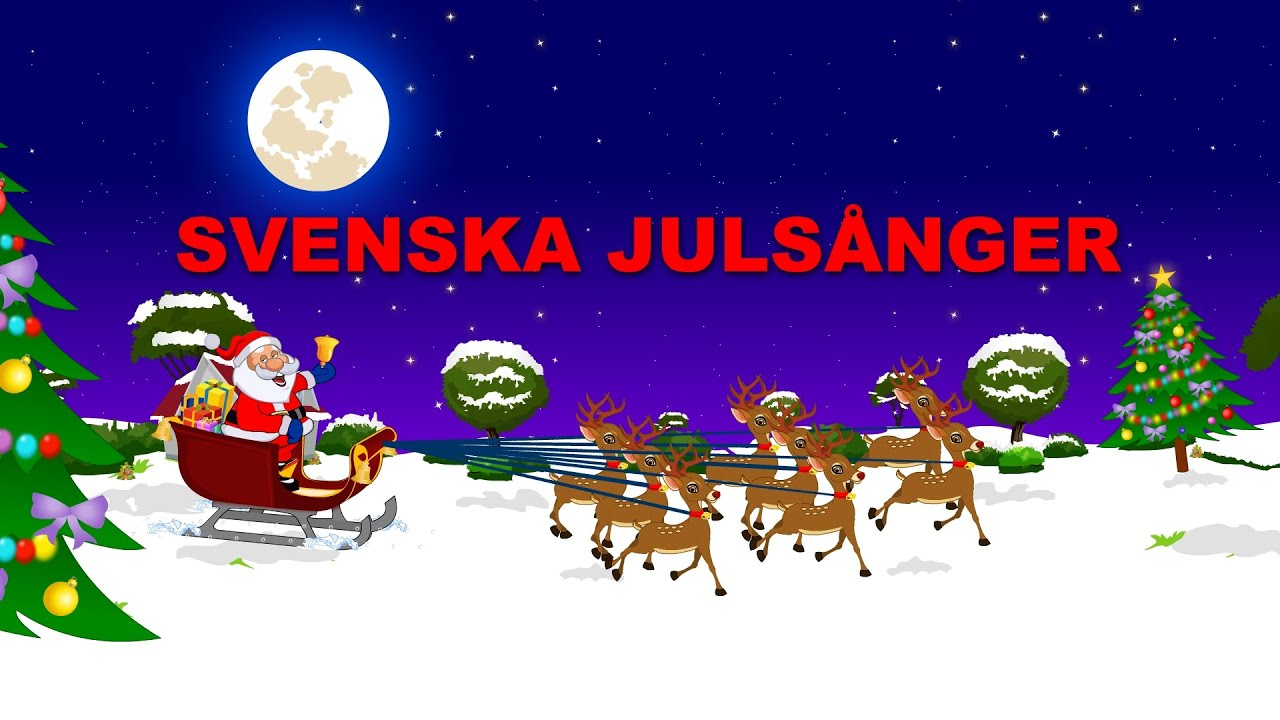svenska julsnger barnsnger christmas songs in swedish bjllerklang etc youtube - Swedish Christmas Songs