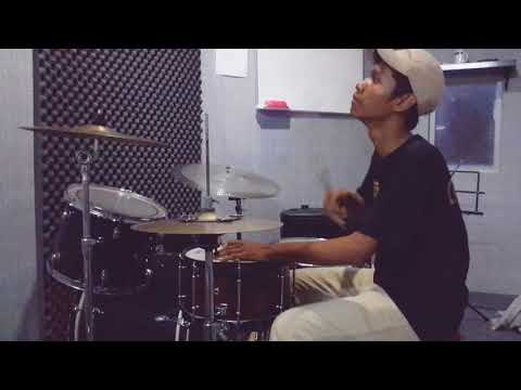 Kami Bersama Persija - Circle Cloud (drum cover)