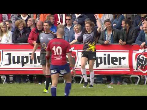 Flanders Open Rugby 2016 | Men Beer Cup Final