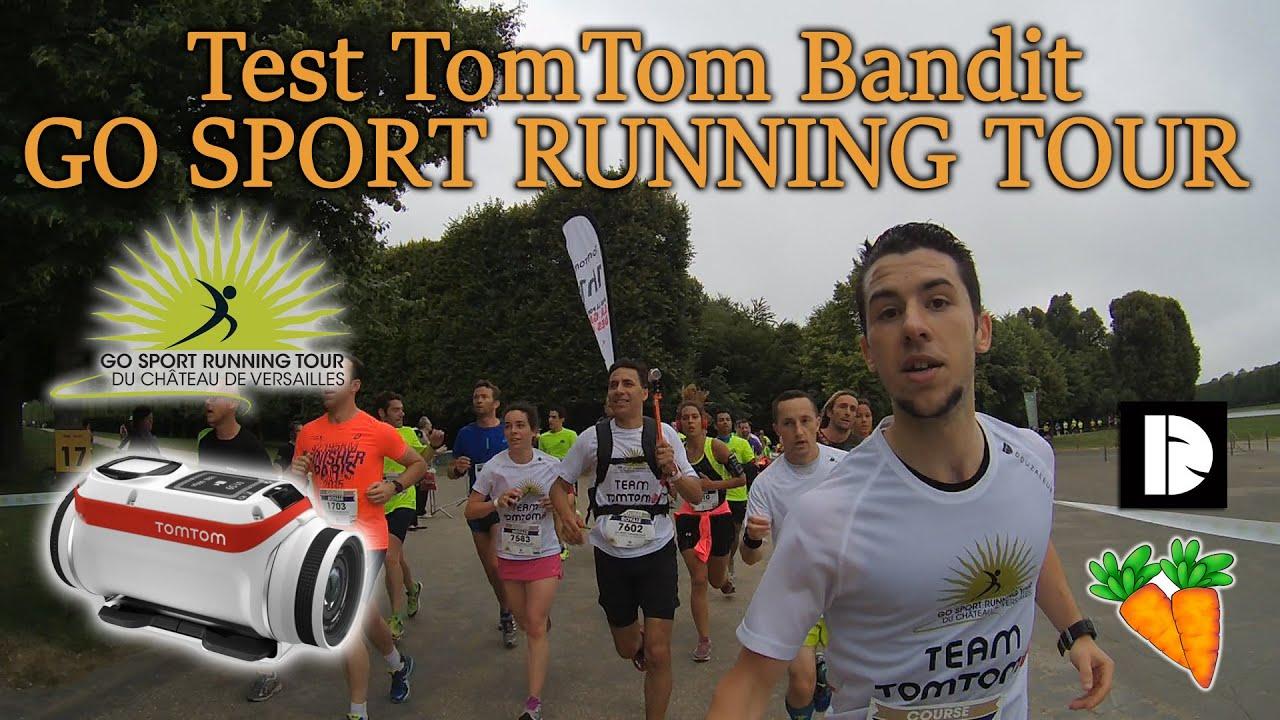 c51268dbd8a4 Test TomTom Bandit - Go Sport running Tour 2015 - YouTube
