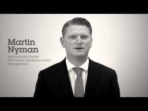 SPP Fonder/Storebrand Asset Management på Avanza Forum 2014