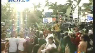 Cuplikan OLGA SYAHPUTRA dan STATIM di Hits (Courtessy RCTI)