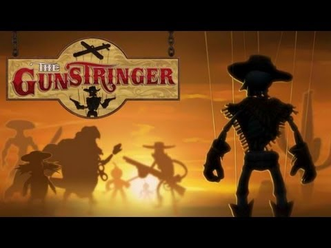 CGRundertow THE GUNSTRINGER for Xbox 360 Video Game Review
