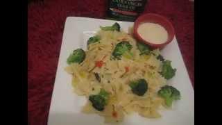 Broccoli Bow Tie Pasta