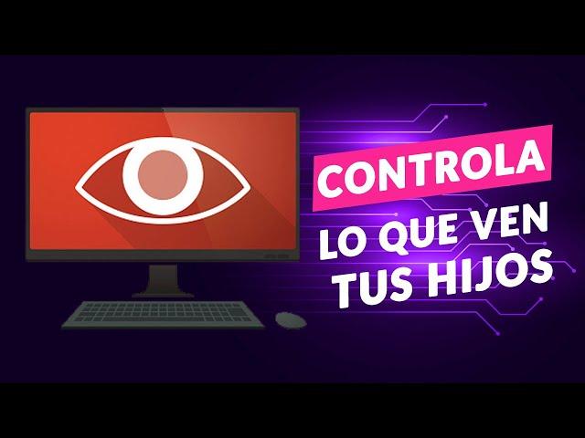 MONITOREA y CONTROLA la COMPUTADORA de tus HIJOS o EMPLEADOS│MoniVisor
