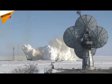 Russia's Progress MS 05 Has Been Successfully Launched From Baikonur