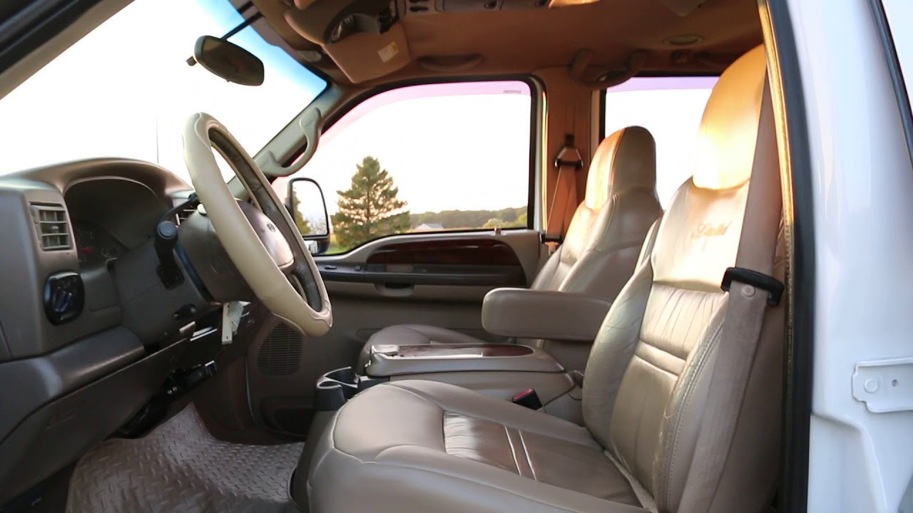 2001 Ford Excursion 73l Diesel For Sale Youtube Fuse Box