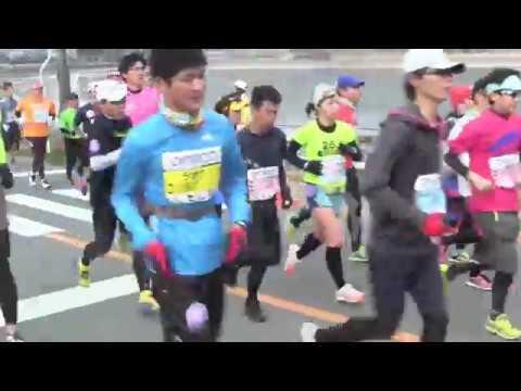 第4回 京都マラソンiPS山中教授は何処にThe 4th Kyoto Marathon