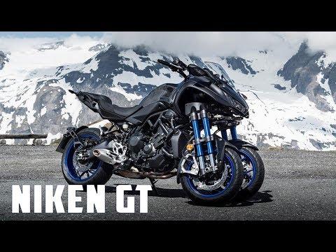 2019 Yamaha Niken GT First Ride & Review