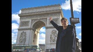 【フランス】初めてでも安心!パリっ子と行くパリの王道Barefoot Tour♪