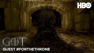 Throne of the Crypt | Quest #ForTheThrone - Dawn
