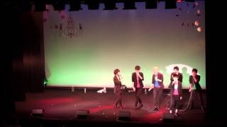 "Ghanna Ghanna Circle Live 2014 Ghanna a acappella Party ""Originall"" ④Mick a Bose"