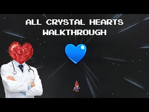 Celeste: Crystal Heart Locations/Walkthrough